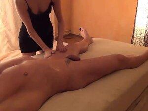 seksowny masaż penisa o najdłuższym penisie