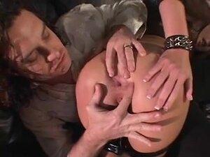 penis w odbytnicy