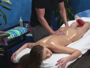 masaż penisa cztery ręce